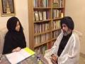 A talk with Sayyid Abbas Ayleya | QnA by AIM, UK | English