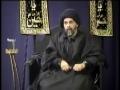 Majlis 04 Muharram 1432 - Qiyam of Karbala & Taharat of Qalb - H.I. Abbas Ayleya - English & Urdu