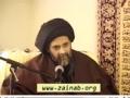 H.I. Abbas Ayleya - Shahdat Imam Ali Naqi (A.S) - 24 May 2012 - English