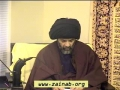 [Thursday Lectures] Rahmat of Allah SWT - H.I. Abbas Ayleya - 30 May 2013 - English